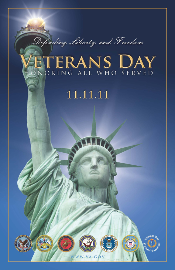 Veterans Day Poster 2011